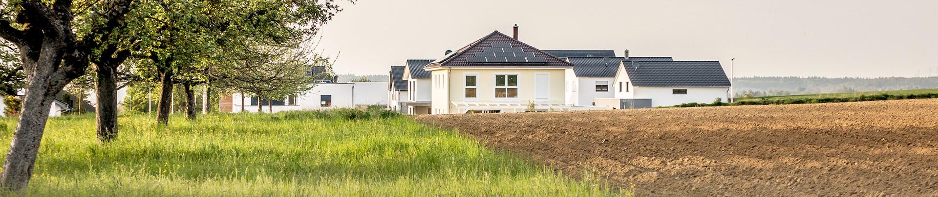 Grundstücksverkauf